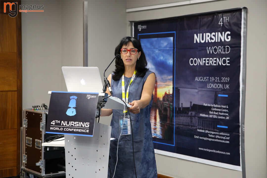 Nursing Research Conference - Blerina Duka
