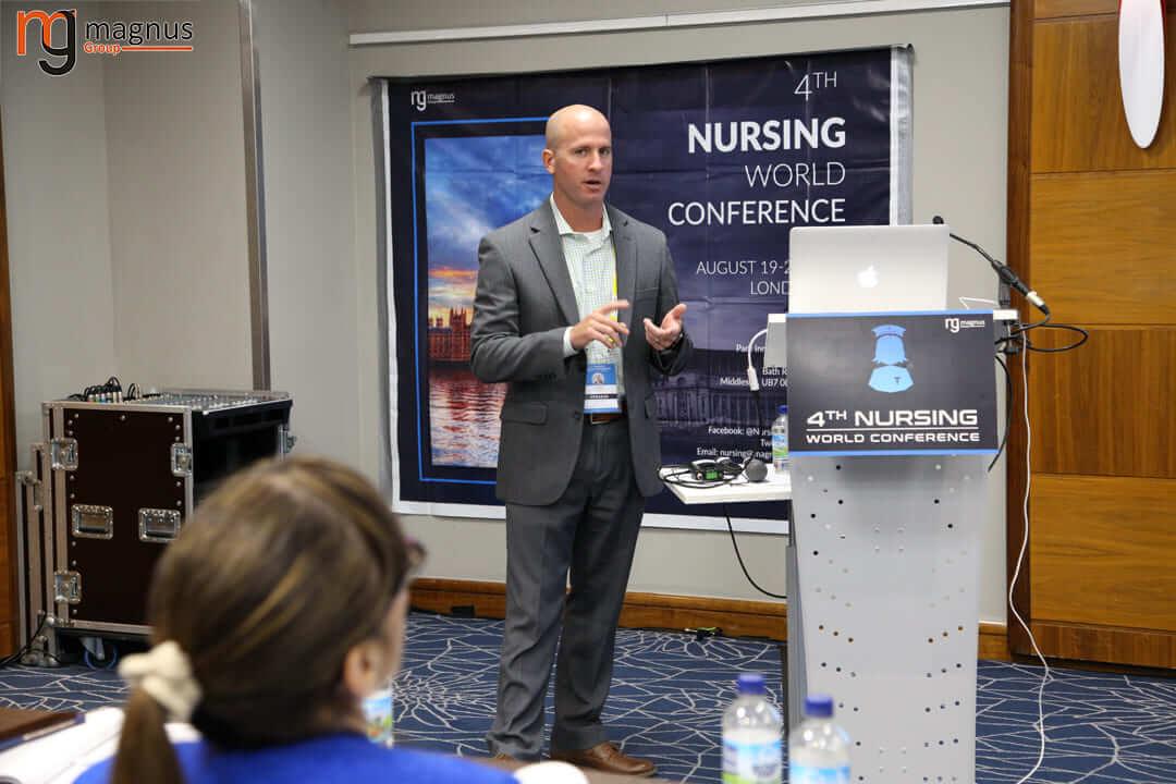 International Nursing Research Conferences - Jason Upham