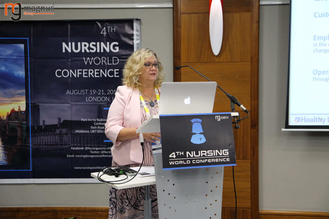 Nursing Research Conference - Kathy M Green