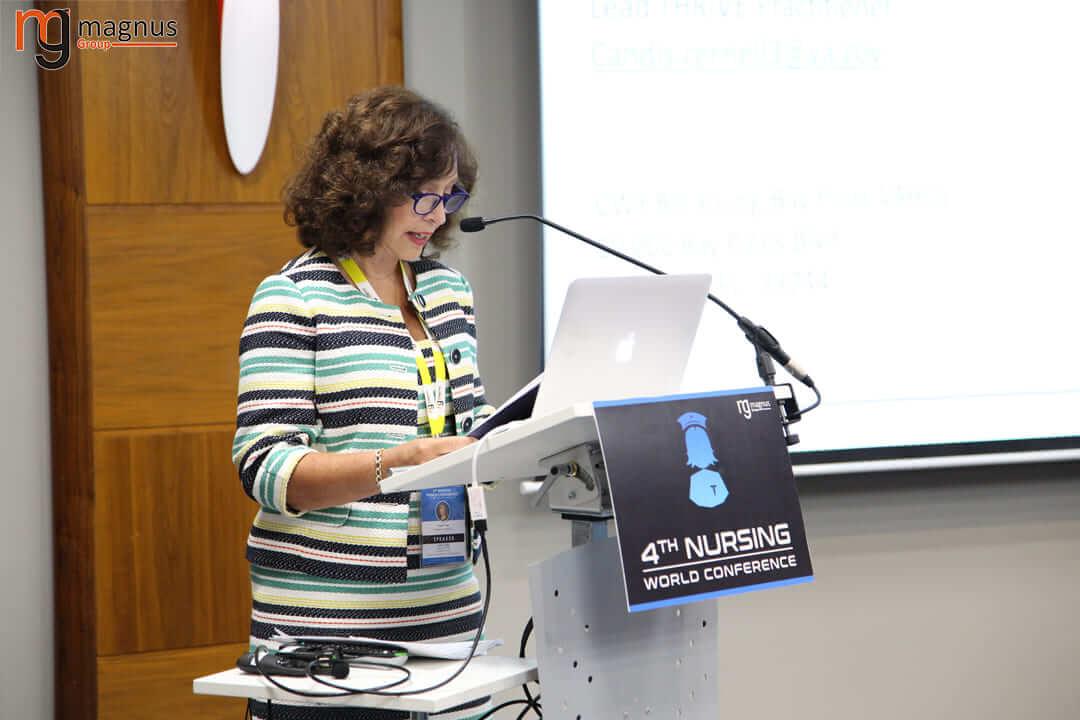 International Nursing Research Conferences - Renee Bauer