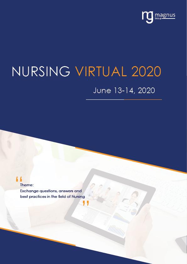 1st Edition of International Webinar on Nursing | Online Event  Book