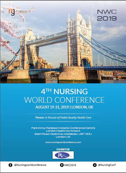 4th Nursing World Conference | London, UK Program