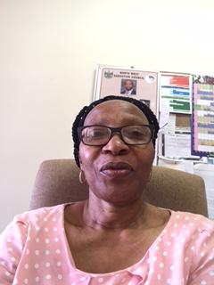 Speaker at top Nursing conference-  Eva Manyedi