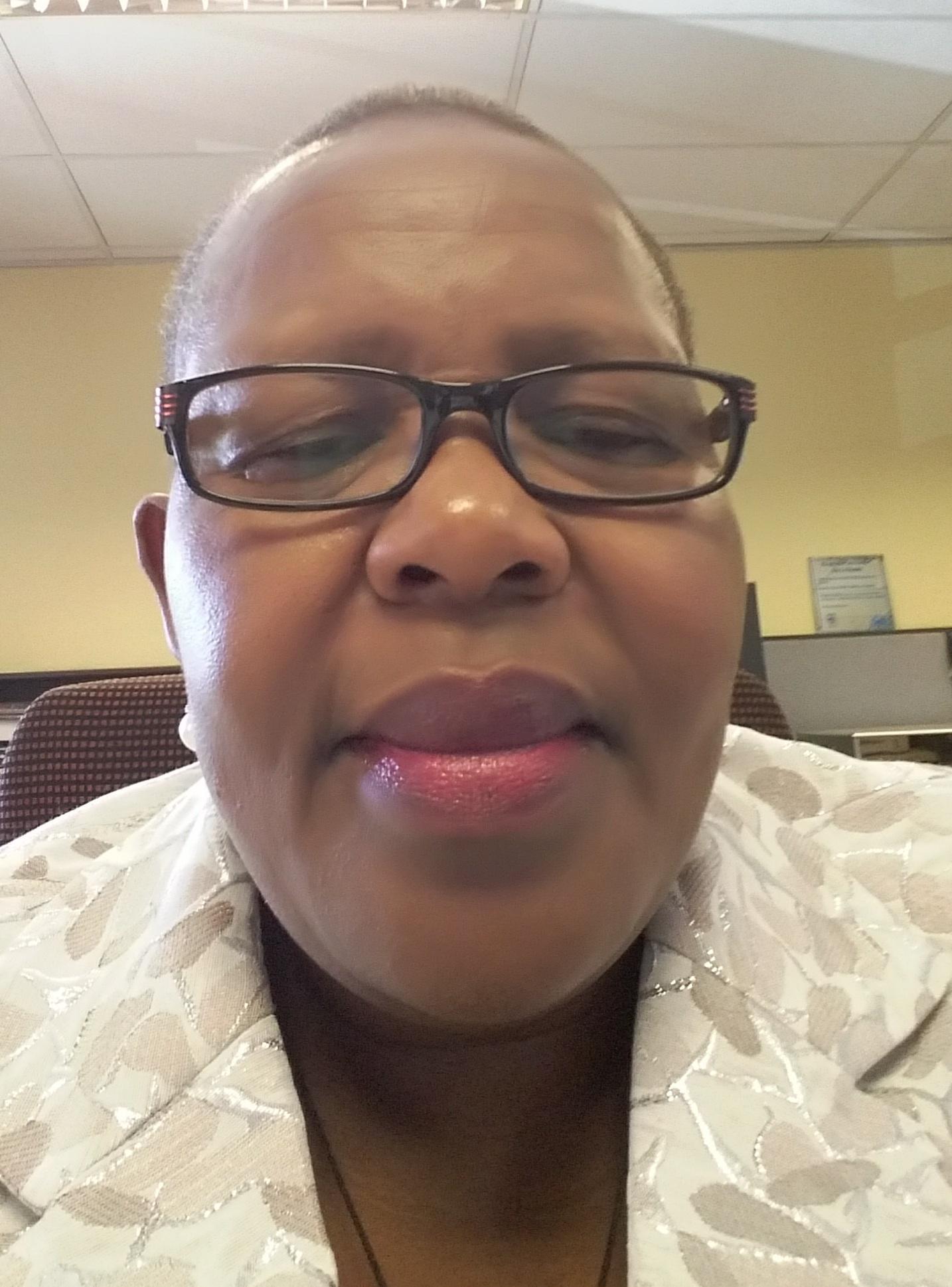 Speaker at top Nursing conference- Mpoeetsi Makau