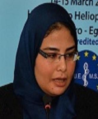 Speaker for Nursing Webinar - Sarah El-Nakeep